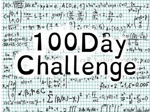 100dayschallenge
