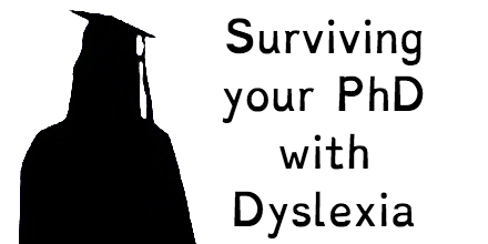 Survive PhD Dyslexia