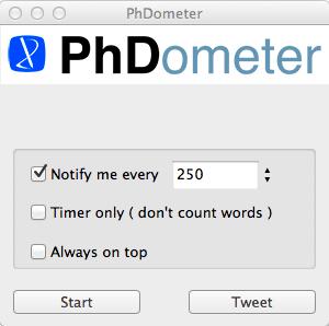 PhDodometer
